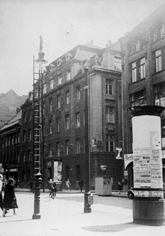 Rosenstrasse 2-4