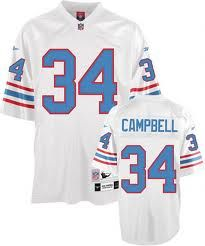 Earl Campbell Jersey 127e9c1b5