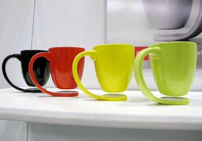 International Home Housewares Show 2013 The Floating Mug Tigere Chiriga Core77 Kitchenware Design Mugs Floating Mug