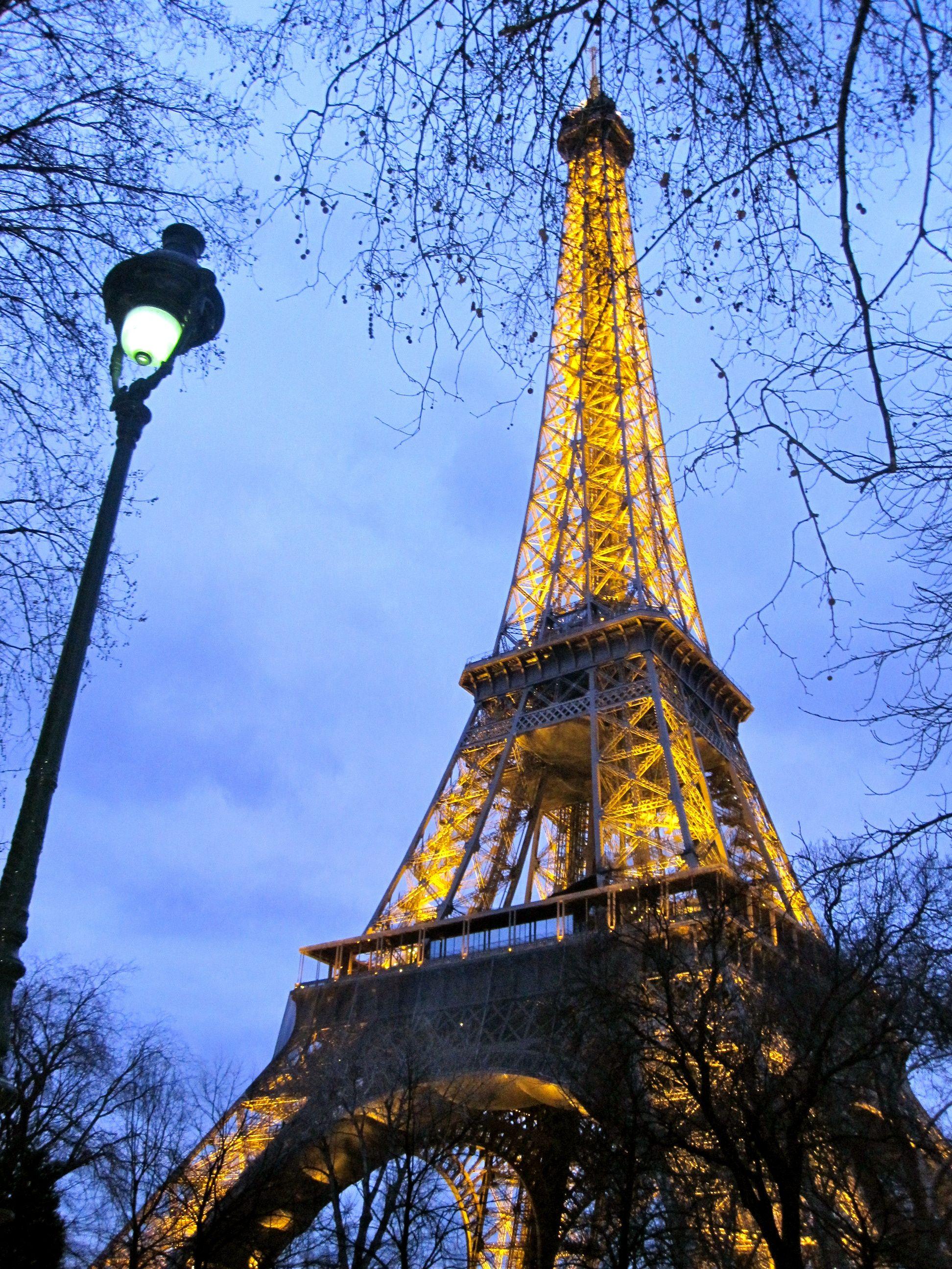 When in Paris...