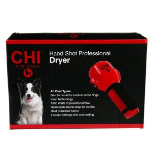 Chi Hand Shot Professional Dryer Brushes Combs Blow Dryers Petsmart Blanket Dog Bed Professional Dryer Dog Bed Furniture