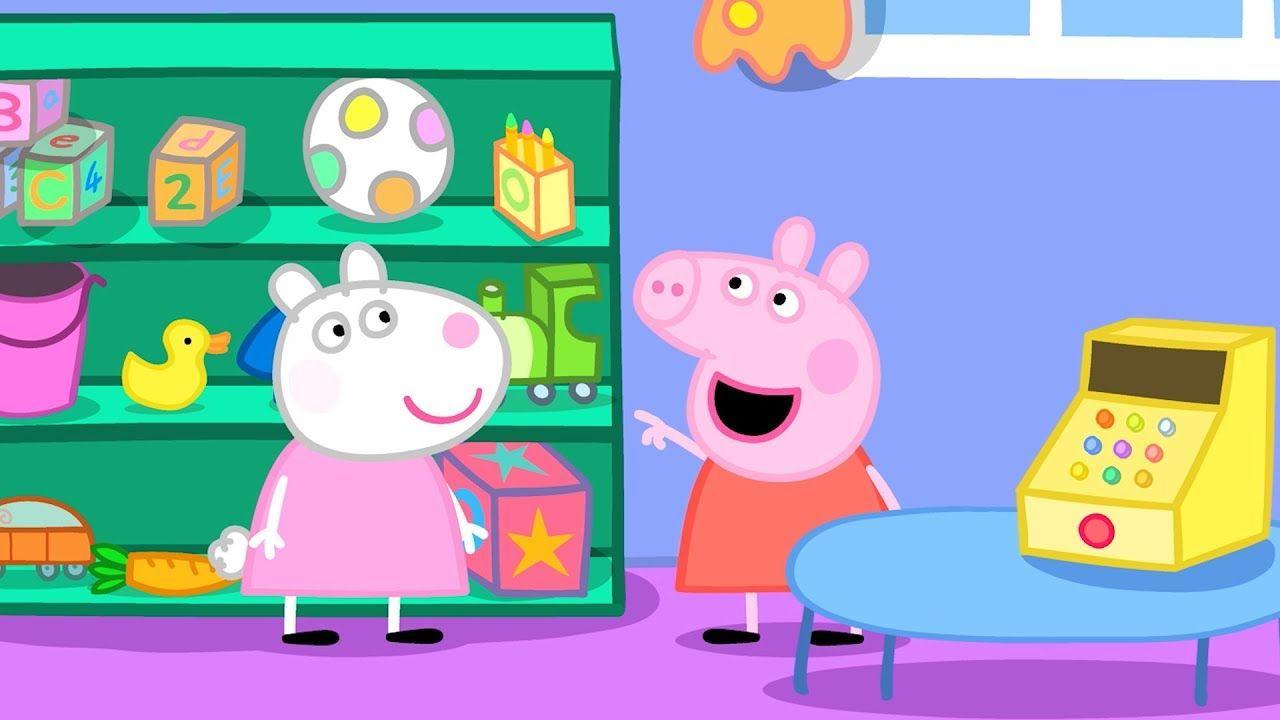 C Etaient Quoi Les Dessins Animes Des Annees 2000 Le Dessin Anime Avant L Ordinateur Cellulo Peppa Pig Character Peppa