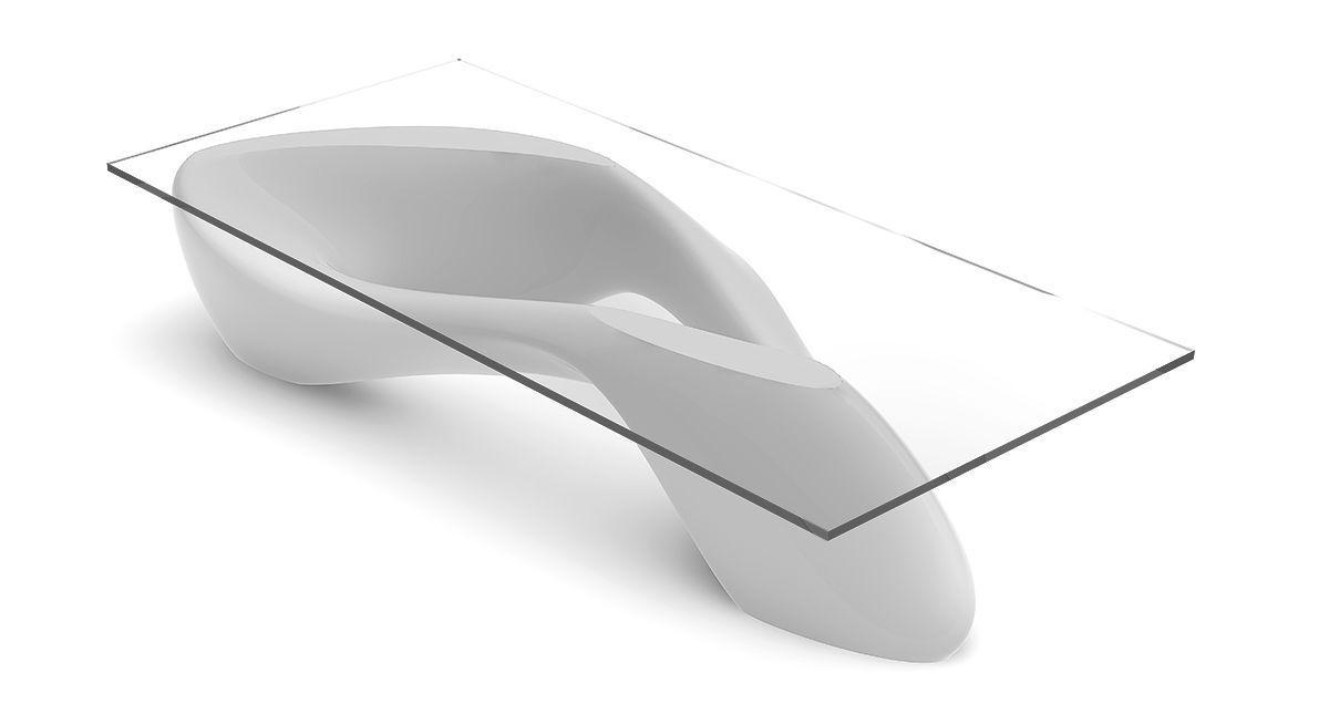 coffee table organic design mdf glass lust amorph rh pinterest com