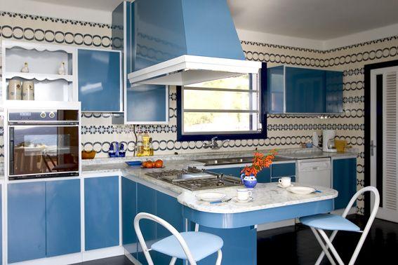 Grandes ideas para cocinas peque as para m s informaci n - Ideas para cocinas pequenas ...