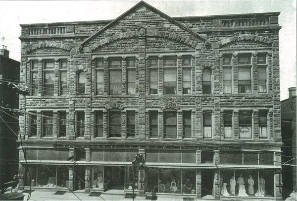 history of mansfield ohio - Google Search