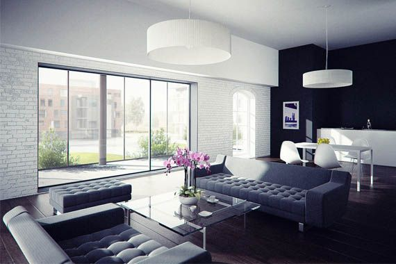 Studio apartment interior design ideas studio apartment for Modern studio apartment ideas