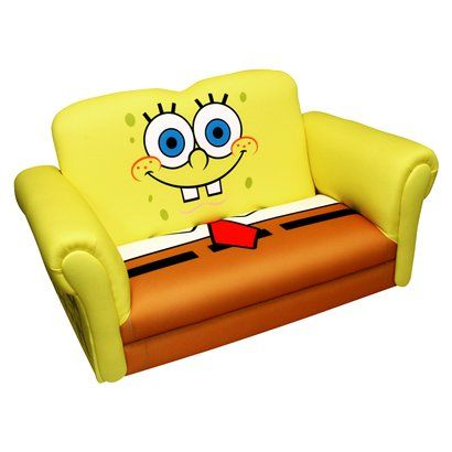 Awe Inspiring Spongebob Couch Target Online 89 Nickelodeon Spongebob Gmtry Best Dining Table And Chair Ideas Images Gmtryco