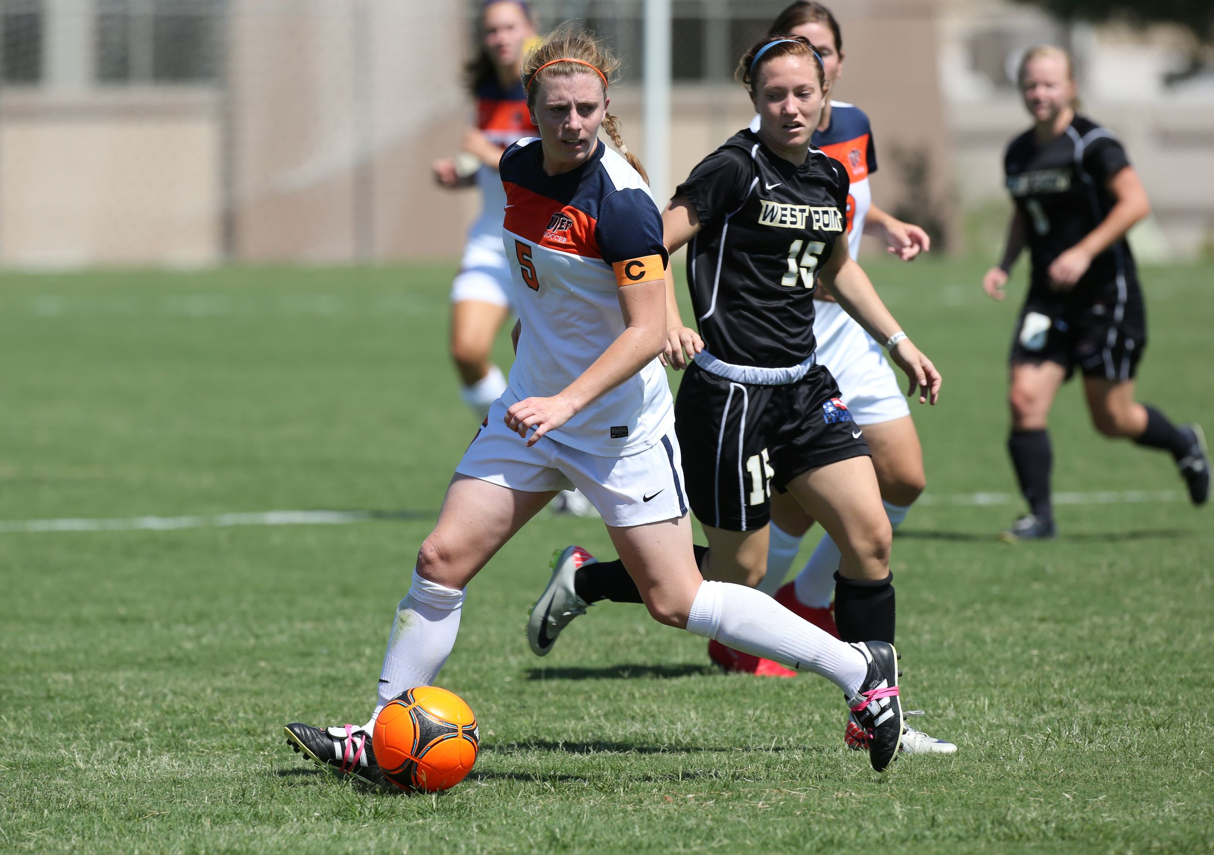 Tess Hall Utep 8 27 Fall Sports Womens Soccer Mens Soccer