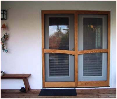 Elegant Screen Doors