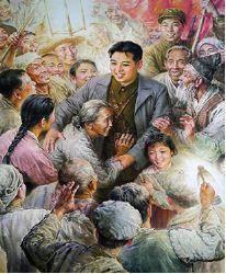 Beloved Kim Il Sung