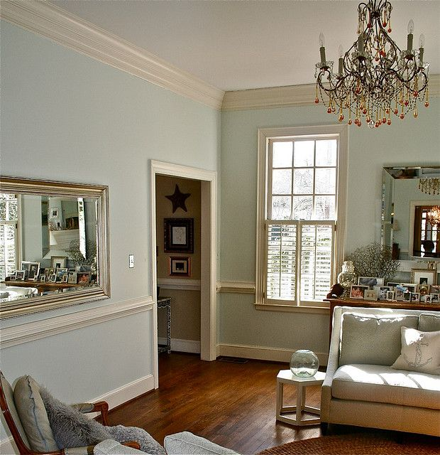 Best Reflected Palladian Palladian Blue Living Room Paint 400 x 300
