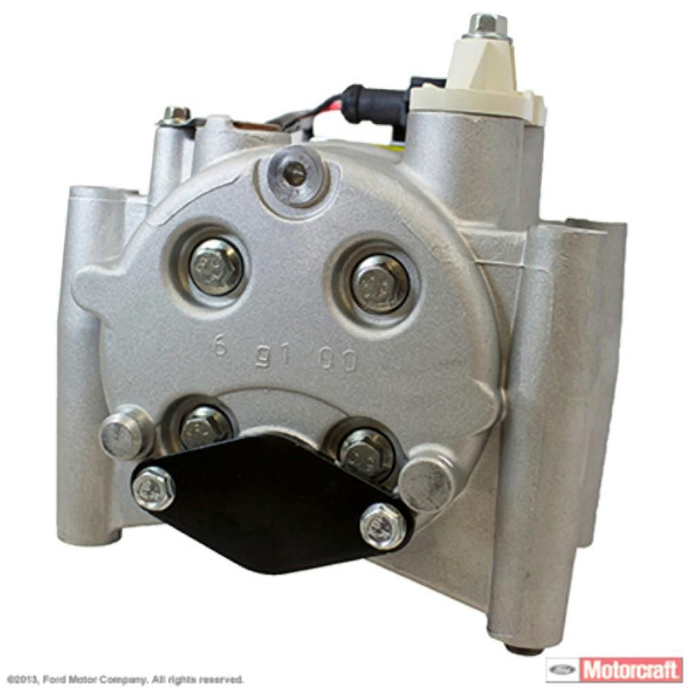 Motorcraft New A C Compressor And Clutch Ycc 302 Lincoln Ls Car