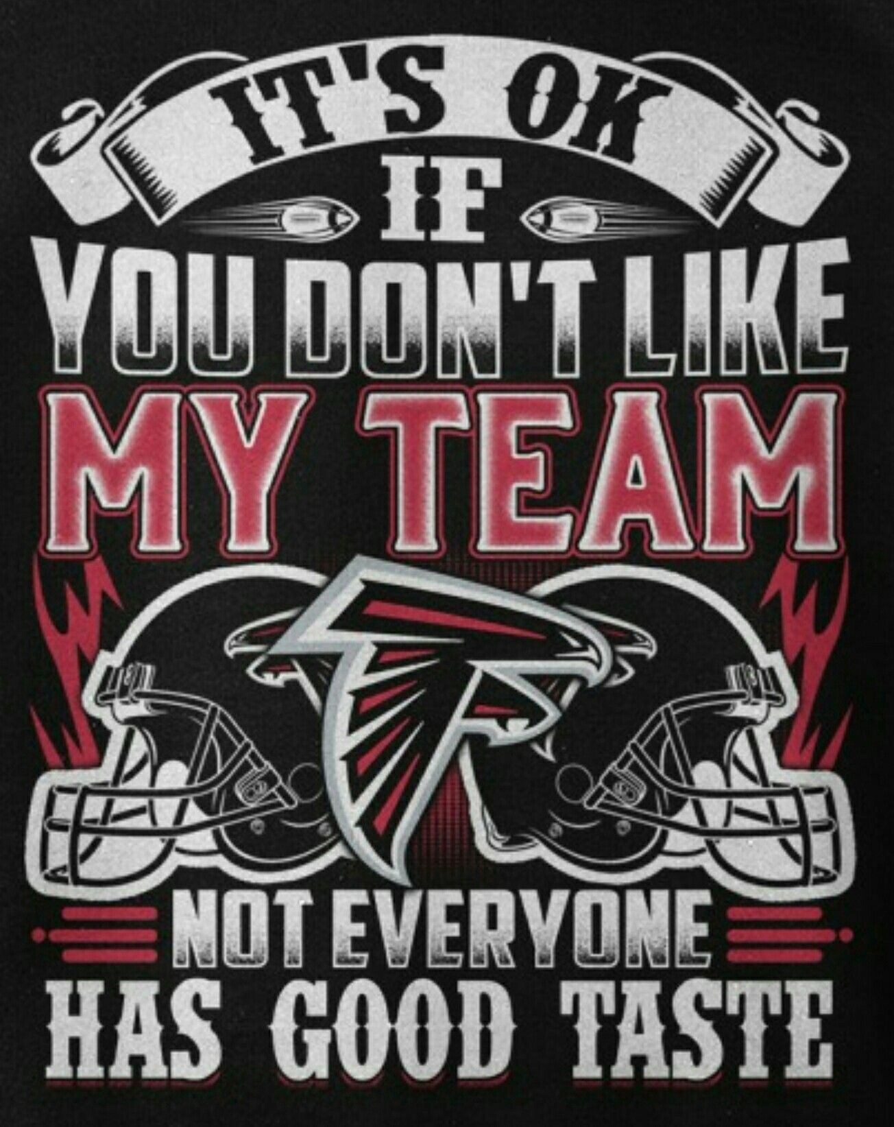 Pin By Zay On Atlanta Falcons Baby Atlanta Falcons Football Atlanta Falcons Crafts Atlanta Falcons Art