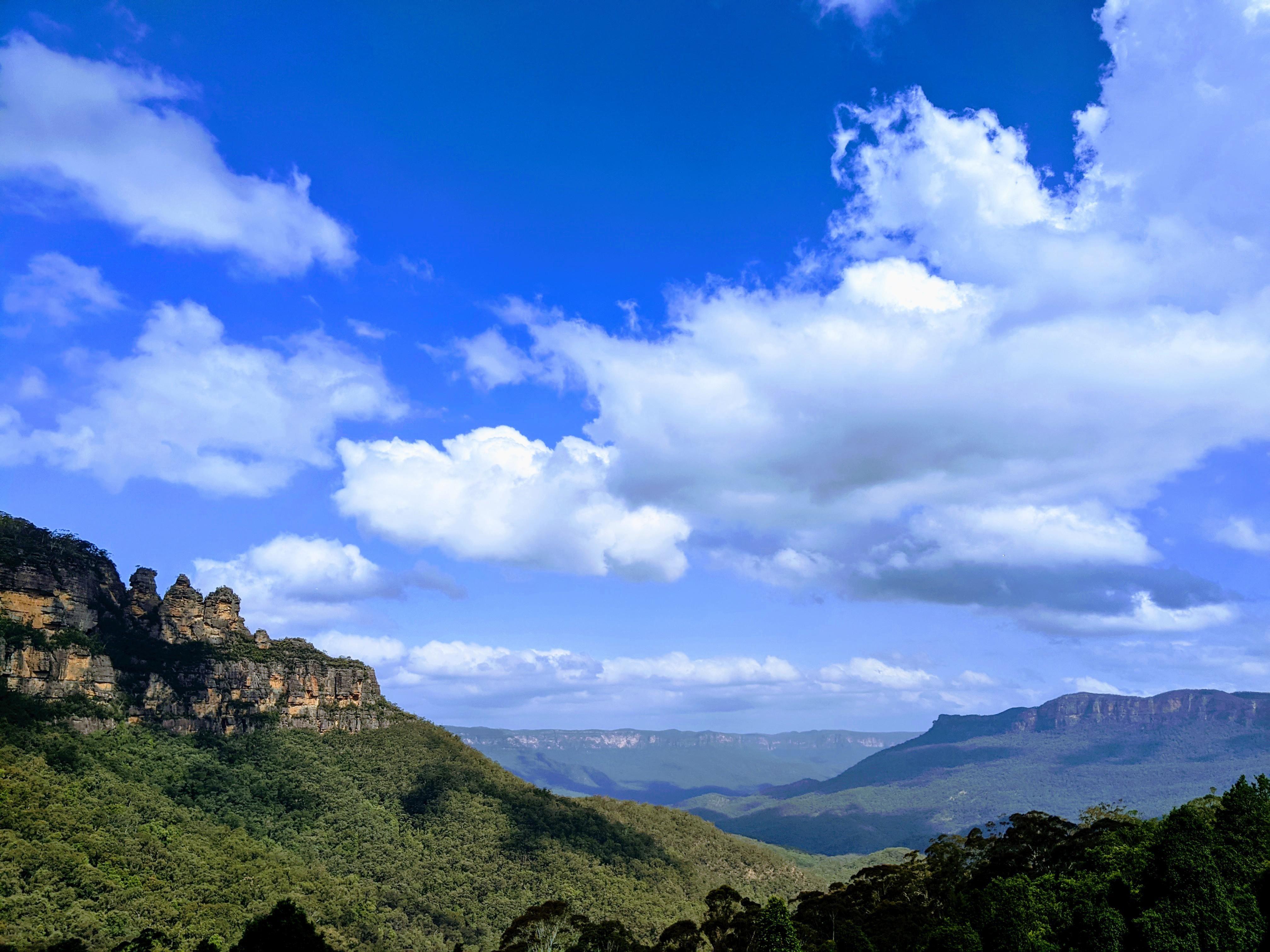Blue Mountains Australia Oc 4032 X 3024 In 2020 Blue Mountains Australia Photography Kit Landscape Photography