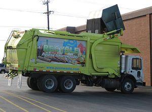Garbage Truck Ritchiewiki Garbage Truck Trucks Built Truck