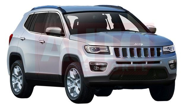 Jeep 551 Jeep C Suv Front And Rear Rendering Jeep Suv Jeep Compass