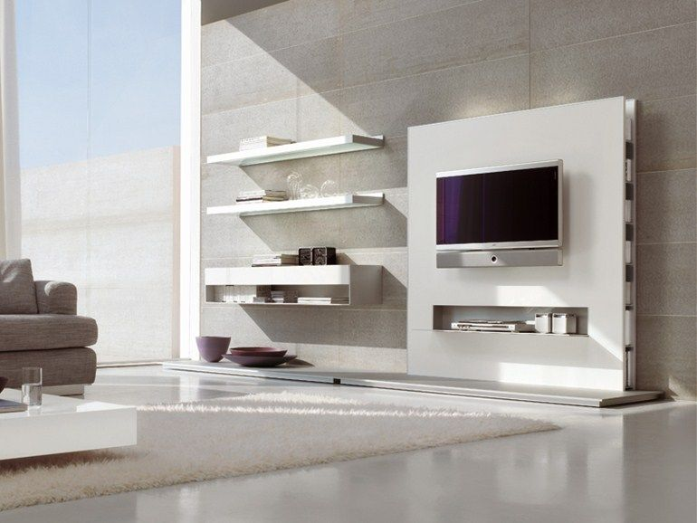 tv wohnwand frame by alivar design giuseppe bavuso tv w nde pinterest wohnzimmer tv wand. Black Bedroom Furniture Sets. Home Design Ideas