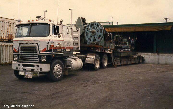 cabover trucks for sale | Pinned by James Seidl | cabovers