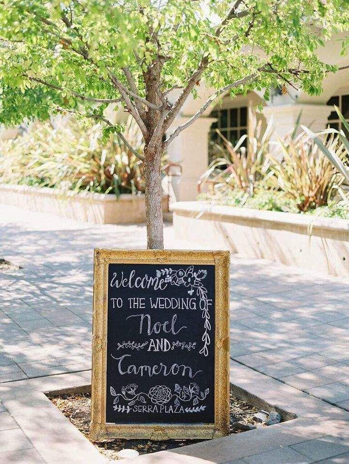 Sweet California Wedding Timing Is Everything Our Wedding