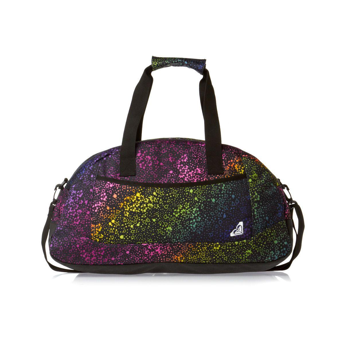 Roxy Sugar Me Up Sports Bag Ultraviolet Free Uk Delivery