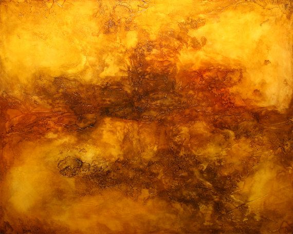 """Abstract Acrylic Painting - """"Nestor Productus"""" by mmedley Portland, OR, United States"""