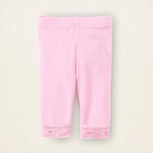 The Childrens Place Baby Girls Lace Tights