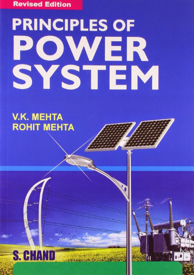 Generating Stations Variable Load Power Stations Tariff Power Factor Improvement Supply Systems Overhead Lines Transmission Lines