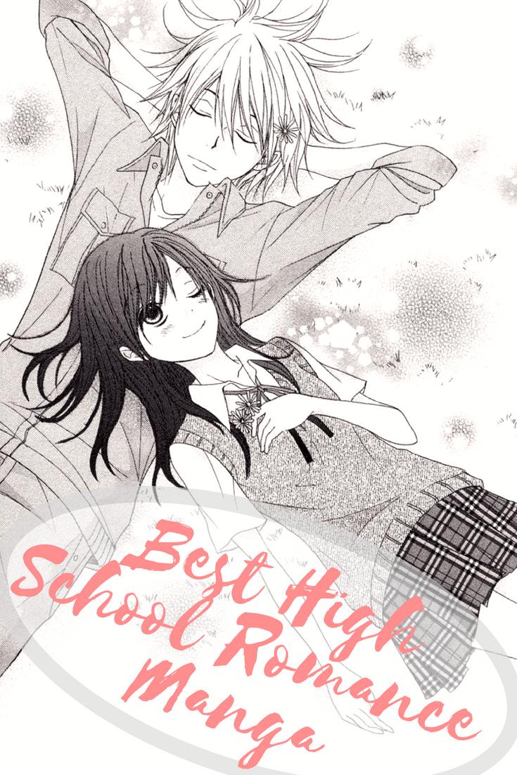 Best High School Romance Manga Anime Impulse High School Romance High School Fun Manga Romance