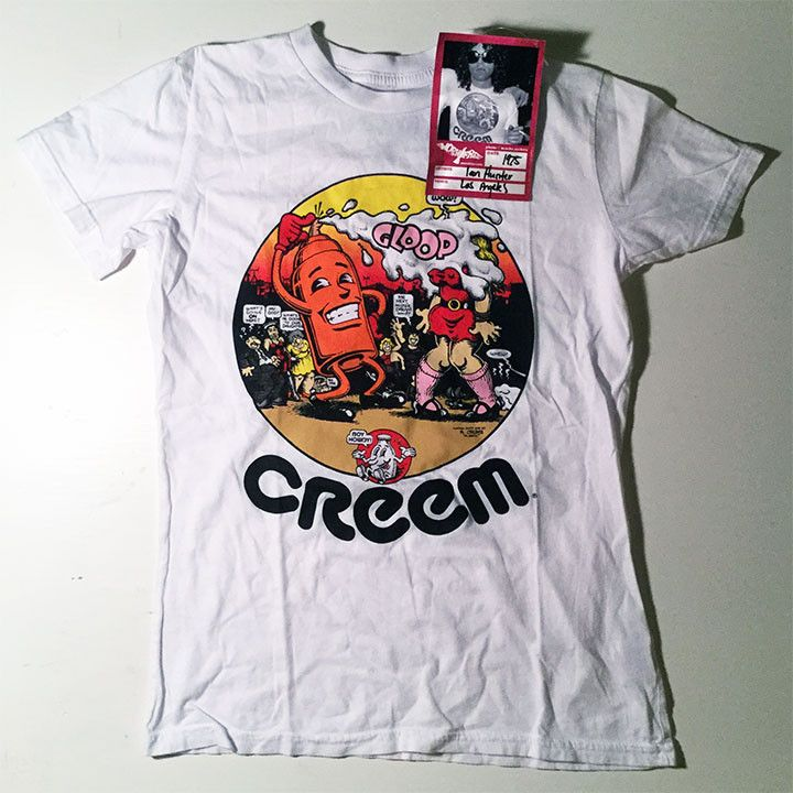 Ian Hunter Creem Tee Sample (Womens)