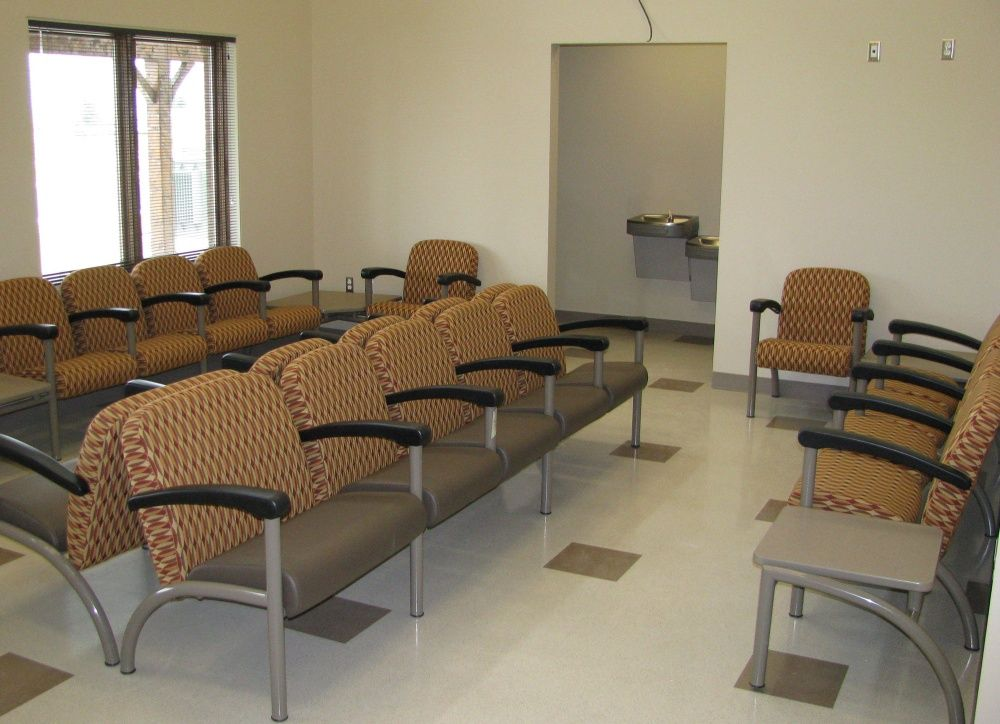 Medical Office Waiting Room Chairs For Bariatric Patients
