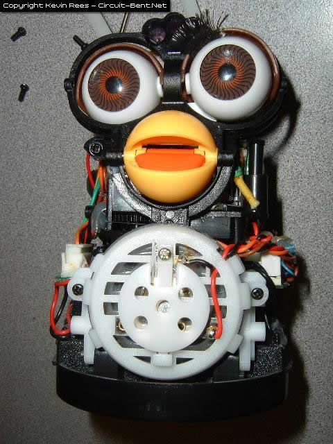 Furby Bending Tutorial