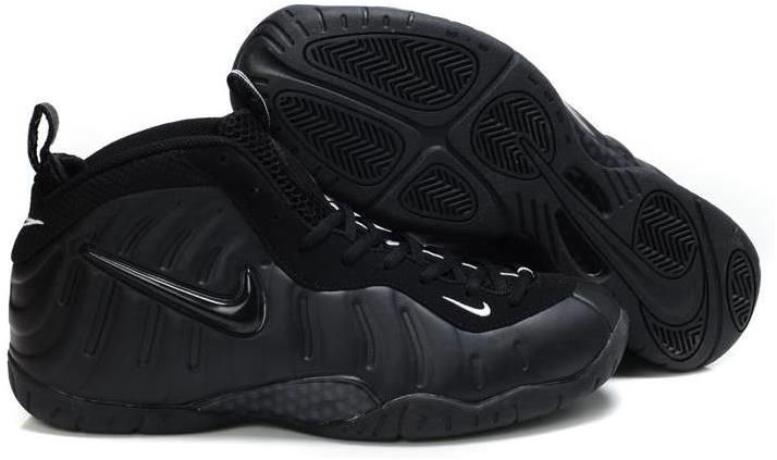 sale retailer a1a87 2cae7 Nike Air Foamposite Pro All Black | Air Foamposite Pro men ...