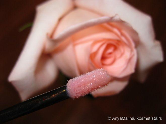 Роза в молоке Guerlain Gloss d'Enfer № 460 Rose Splatch отзывы — Отзывы о косметике — Косметиста