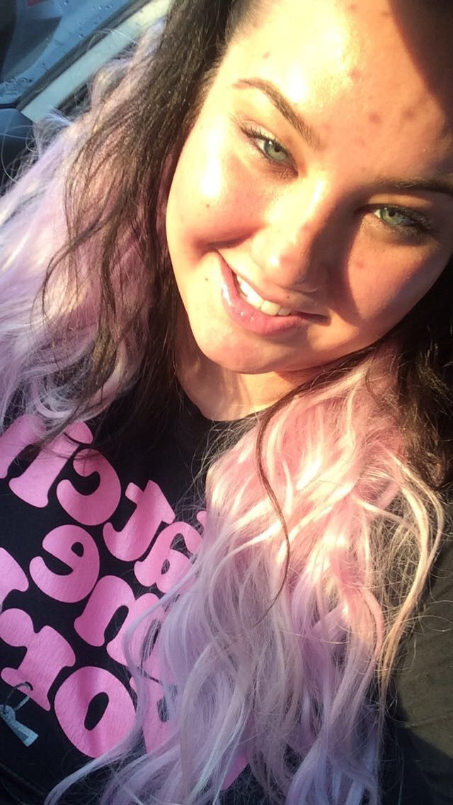 Black To Pink Pastel Weave Hair Ombre Sew In Hair By Tanya