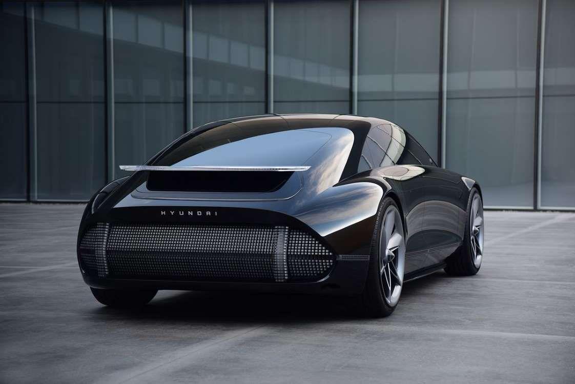 This Concept Car Is the Prettiest Hyundai in a Long Time - Hyundai