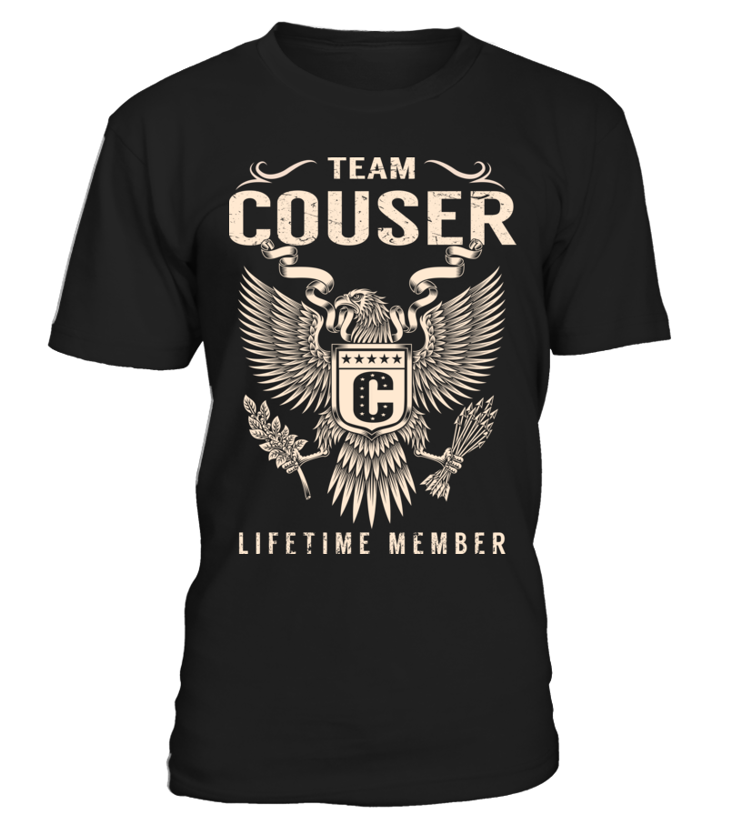 Team COUSER - Lifetime Member