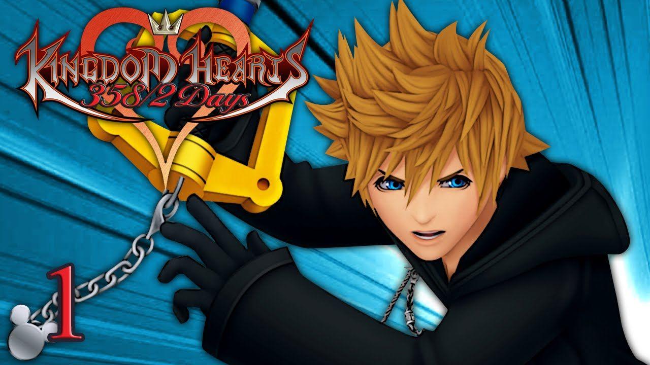 The Key Of Destiny Let S Play Kingdom Hearts 358 2 Days 1 Walkth Lets Play Kingdom Hearts Destiny