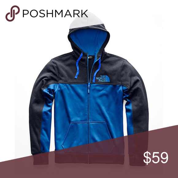c96a324556b The North Face Men's Surgent Bloc Hoodie 2.0 NEW WITH TAGS! MSRP: $75 SIZES