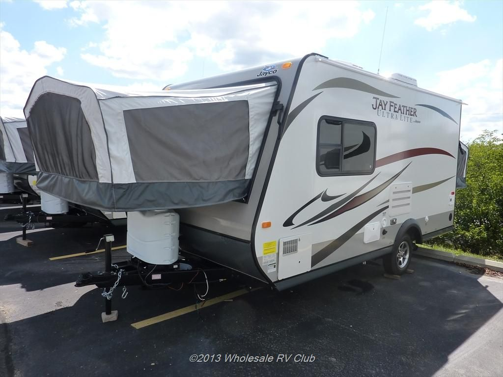 33938 2013 Jayco Jay Feather 17z Ultra Lite For Sale In Oh Rv Clubs Jayco Outdoor Life