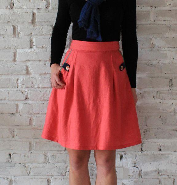Kindling · Ellen's Watermelon Skirt