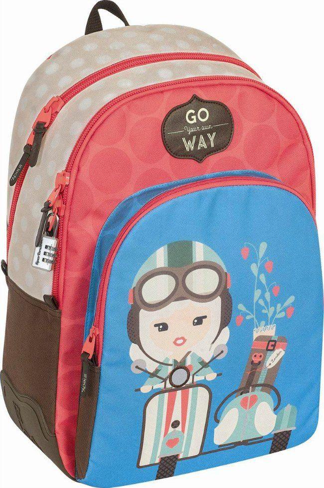 1212bd734ba03 Nueva marca de mochilas para niñas Lil Ledy   ¿Conocéis nuestra nueva marca  de