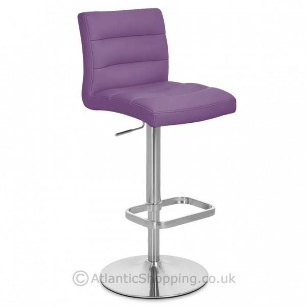 Swell Lush Brushed Faux Leather Kitchen Breakfast Bar Stool Ebay Gmtry Best Dining Table And Chair Ideas Images Gmtryco