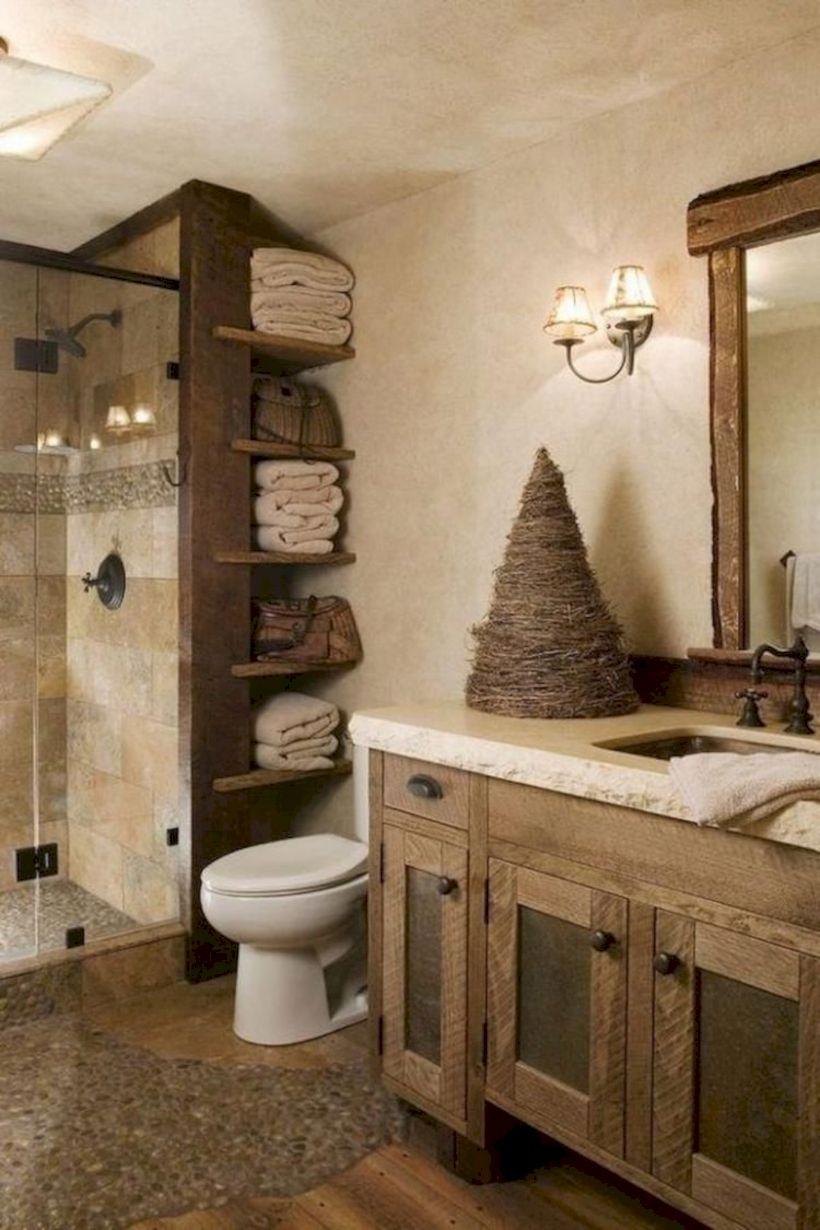Pin By Inga Barnard On Great Houses Rustic Bathroom Designs