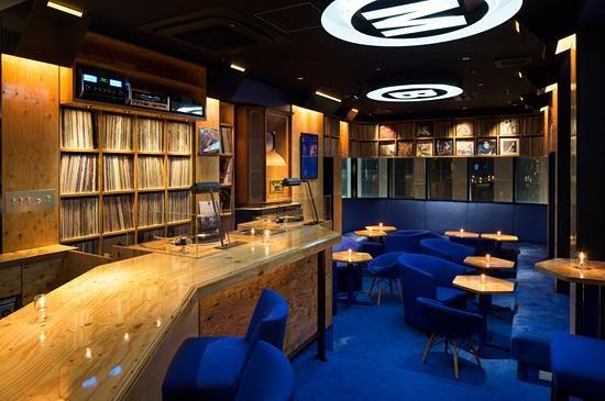 銀座で音楽とお酒を満喫!「GINZA MUSIC BAR」オープン