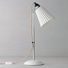 Buy Original BTC Hector Pleated Table Lamp, FT380 £159