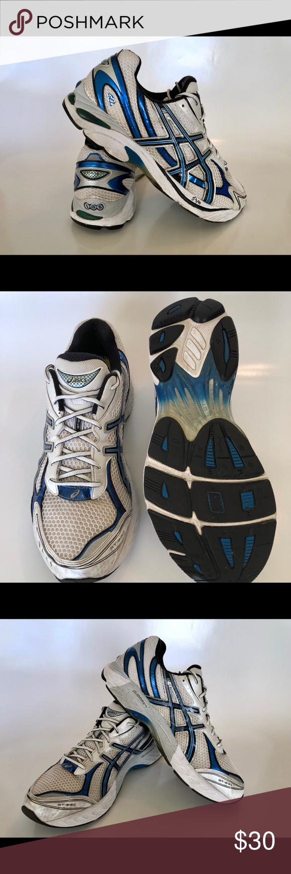 ASICS GEL IGS SoLyte Duomax Mens Running Shoes | Running shoes for ...