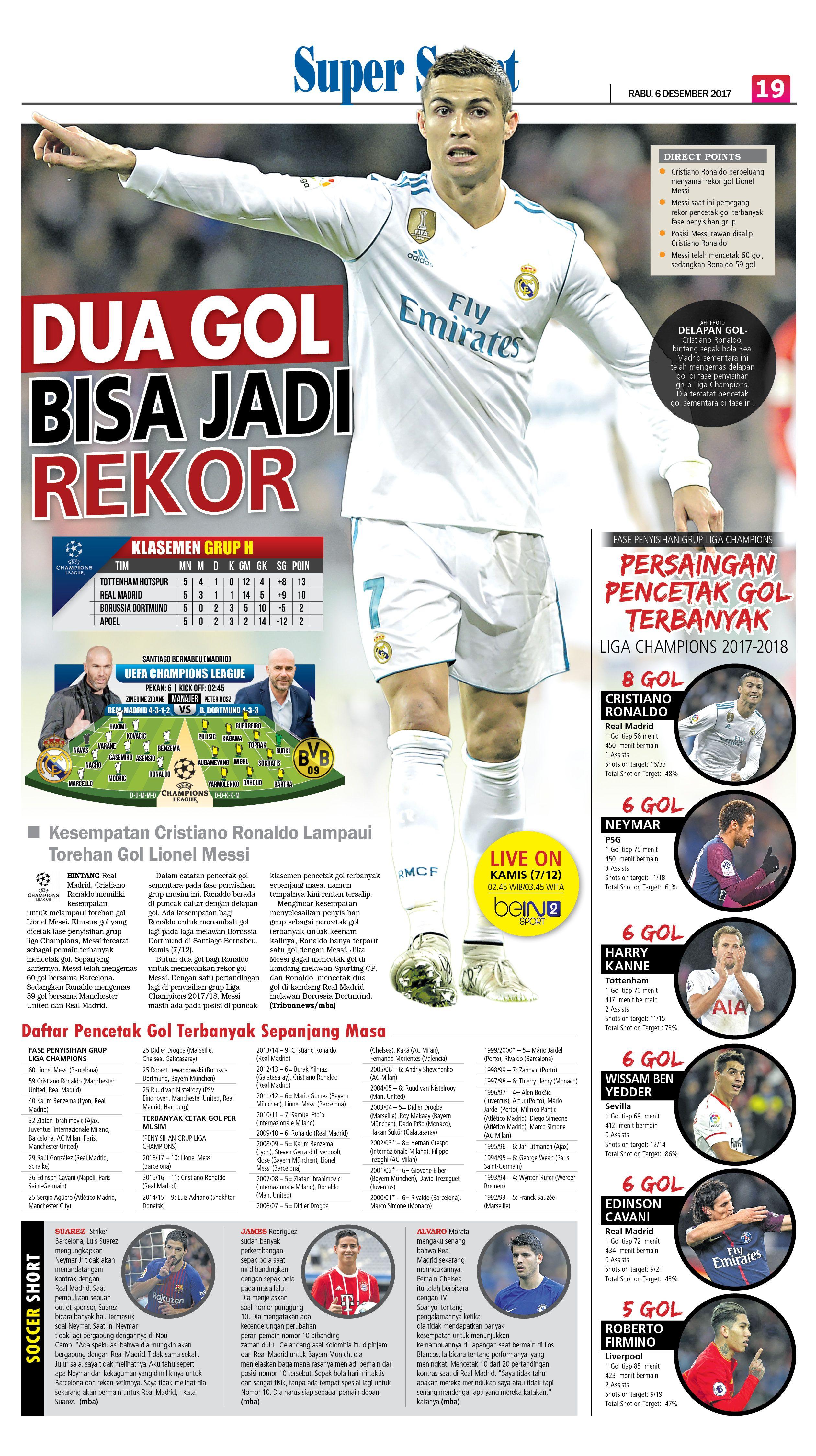 Koran Olahraga