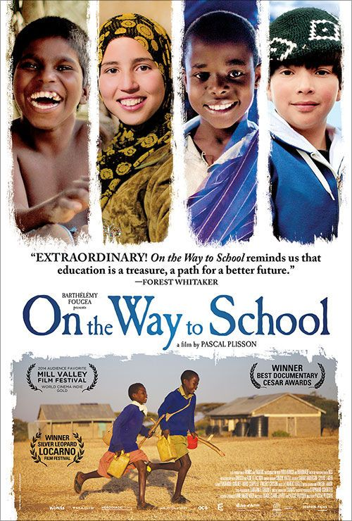 On The Way To School: Why we should all watch it and Why all schools should screen it | French Culture