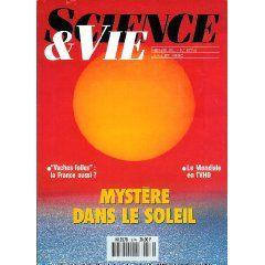 Science et Vie (n°874) du 01/07/1990 - Mystère dans le soleil - Vaches folles - Le mondiale en TVHD - Supercanon irakien - Fin des grenouilles - Virus HIV - Naissances : la désinformation -... [Magazine mis en vente par Presse-Mémoire]