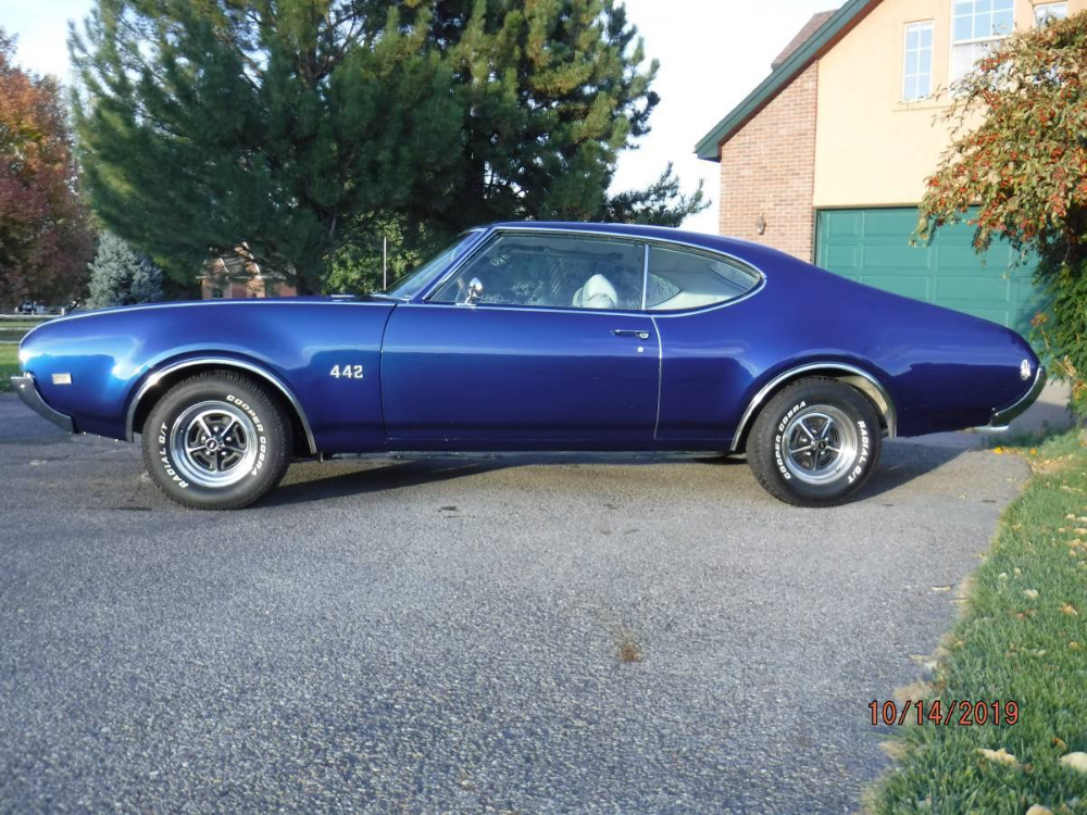 1969 Olds 442 Grand Junction Co Oldsmobilecentral Com Hot Rods Cars Muscle Classic Cars Muscle Old Muscle Cars